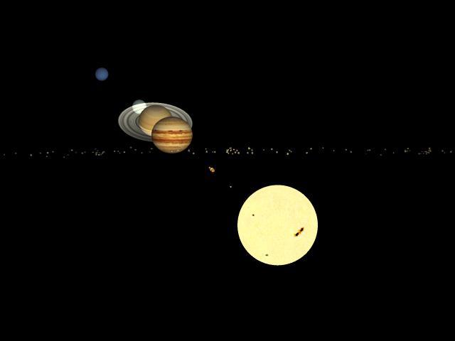 solar system textures - photo #49